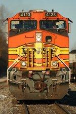 BNSF 4123
